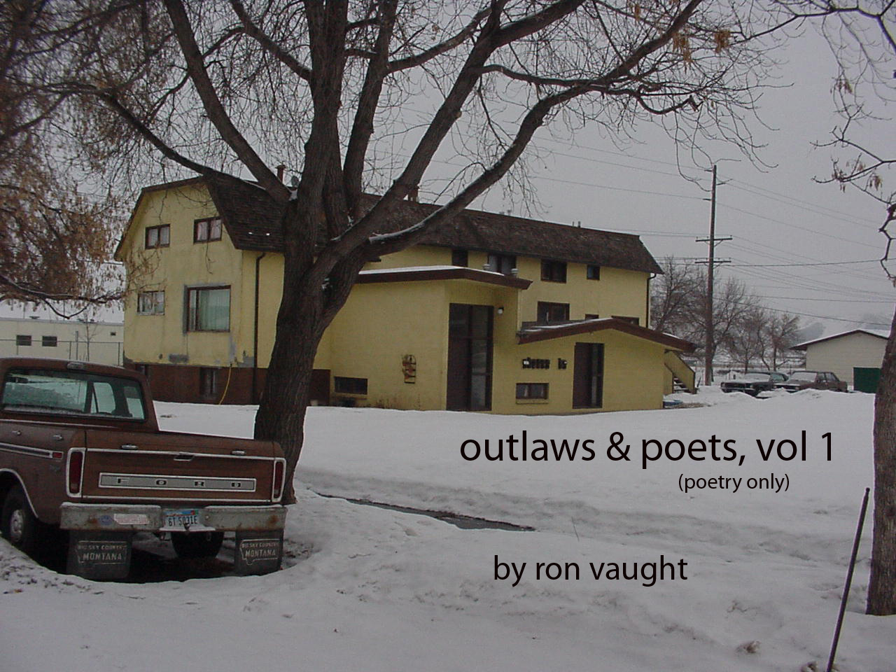 Outlaws and Poets, vol 1